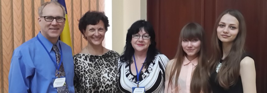 TESOL-Ukraine Students' Forum Kharkiv, May 25, 2015
