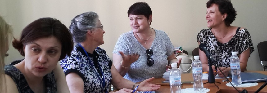 TESOL-Ukraine Teacher Development Seminar Kharkiv, May 25-26, 2015