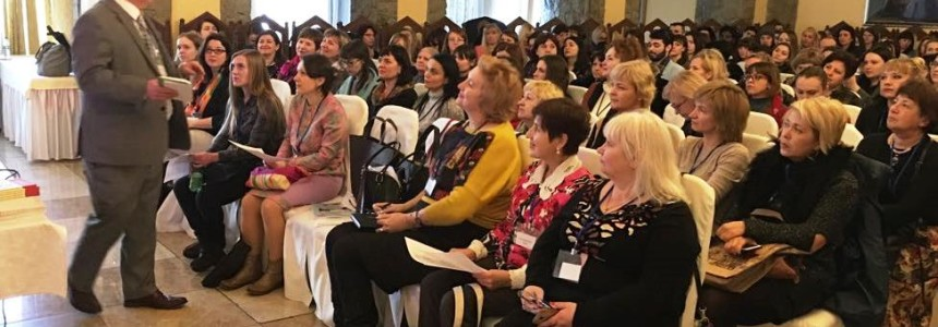 "TESOL-Ukraine National Convention ""ELT IN UKRAINE: NEW WAYS TO SUCCESS"" (Lviv, March 9-10)"