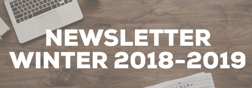 TESOL-Ukraine Newsletter. Winter 2018-2019