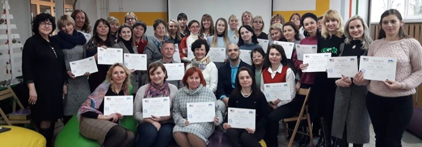 "TESOL-UKRAINE  TEACHER DEVELOPMENT  WINTER INSTITUTE ""Teaching Writing as a 21st Century Skill"" Lviv, January 9-10, 2020"
