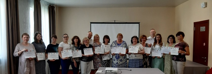 "TESOL-Ukraine National Teacher Development Institute ""CLIL Curriculum Integrated Language Teaching"""